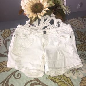Hot Kiss Coci Destroyed Shorts size 3